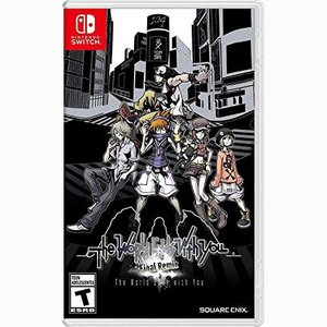 The World Ends With You: Final Remix (輸入版:北米) - Switch|hobipoke