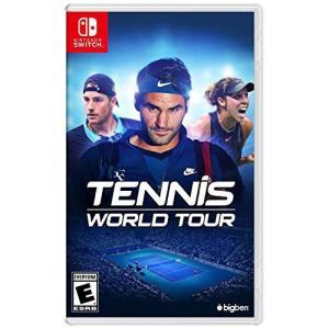 Tennis World Tour (輸入版:北米) - Switch|hobipoke