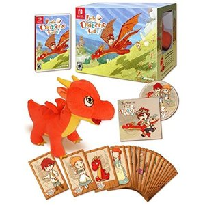 Little Dragons Cafe - Limited Edition (輸入版:北米) - Switch|hobipoke