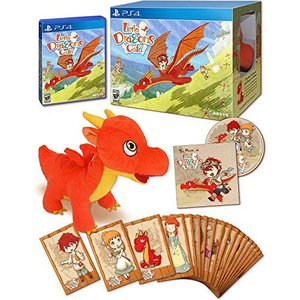 Little Dragons Cafe - Limited Edition (輸入版:北米) - PS4|hobipoke