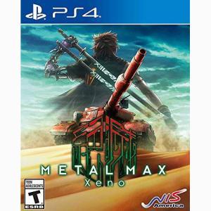 Metal Max Xeno (輸入版:北米) - PS4|hobipoke