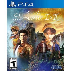 Shenmue I & II (輸入版:北米) - PS4 hobipoke