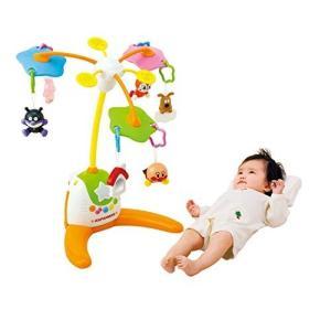 アンパンマン 赤ちゃん泣きやませサウンド付き アンパンマンメリー|hobipoke