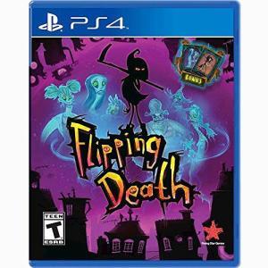 Flipping Death (輸入版:北米) - PS4|hobipoke