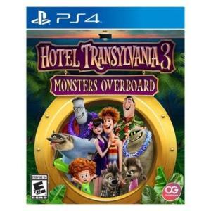 Hotel Transylvania 3: Monster Overboard (輸入版:北米) - PS4|hobipoke