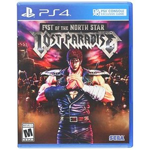 Fist of the North Star Lost Paradise (輸入版:北米) - PS4|hobipoke