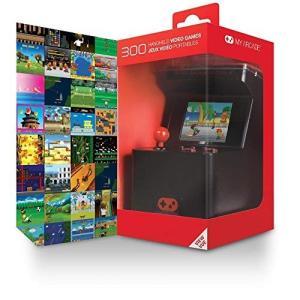MY ARCADE レトロ・アーケード・マシンX? 300ゲーム (16ビット) ? ブラック|hobipoke