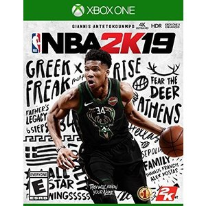 NBA 2K19 (輸入版:北米) - XboxOne|hobipoke