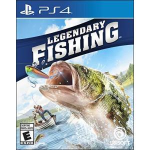 Legendary Fishing (輸入版:北米) - PS4 hobipoke