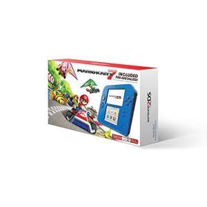 Nintendo Nintendo 2DS-Electric Blue 2 w/Mario Kart 7 - Nintendo 2DS(米国並行輸入品|hobipoke