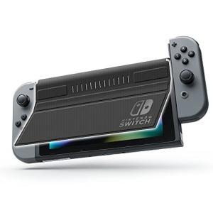 FRONT COVER for Nintendo Switch ブラック|hobipoke
