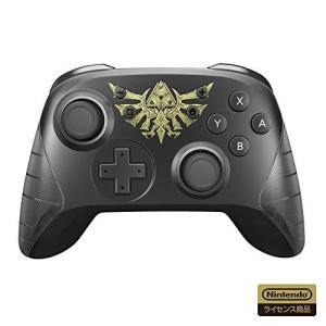 【任天堂ライセンス商品】ワイヤレスホリパッド for Nintendo Switch ゼルダの伝説【...