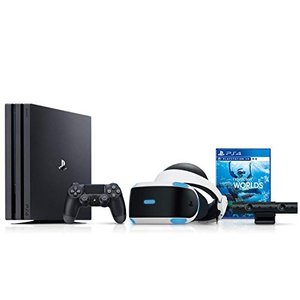 PlayStation 4 Pro PlayStation VR Days of Play Pack 2TB (CUHJ-10029)|hobipoke
