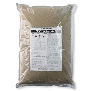 あすつく クリーンショットB 3kg ムカデ・ヤスデ用粒剤タイプ殺虫剤  虫退治 害虫駆除