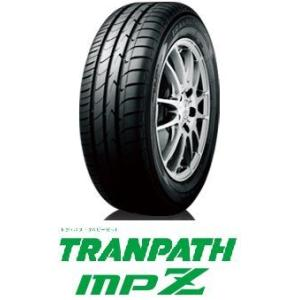 トーヨータイヤ トランパス MPZ 215/55R18
