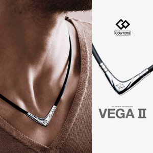 コラントッテのTAOシリーズのネックレス ベガ  軽量化されたスタイリッシュなVトップデザインがスポ...