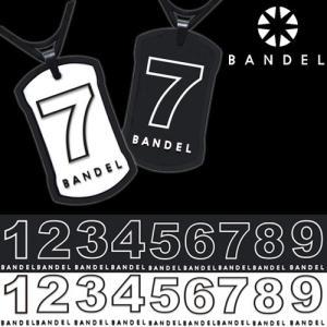 雑誌掲載多数、芸能人も愛用のBANDEL ナンバー(数字)シリーズが新登場! リバーシブルタイプ。 ...