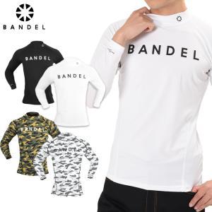バンデル ハイネック ロングTシャツ|hogushiyahonpo