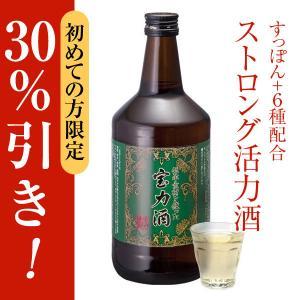 酒 すっぽん マカ まむし 亜鉛 アルギニン シトルリン 6種配合 宝力酒 おすすめ 宝力本舗