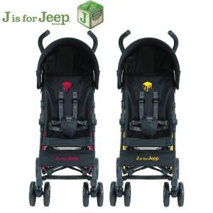 J is for Jeep(ジープ) バギー スポーツ スタンダード ベビーカー|hohoemi
