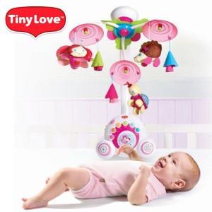 タイニーラブ タイニープリンセス ミュージックボックス モービル Tiny Love|hohoemi