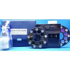 DPD残留塩素・pH測定器DT-1SPS|hokensitu