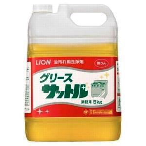 グリースサットル5kg  (スプレー空容器1個付) hokensitu