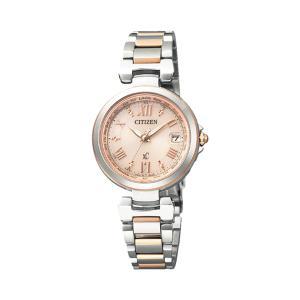シチズン CITIZEN 腕時計 xC クロスシー エコ・ドライブ電波時計 ハッピーフライト EC1034-59W  レディース|hokindo1904