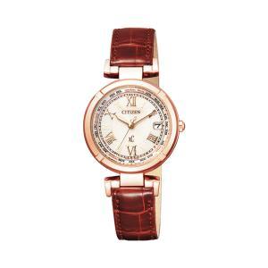 シチズン CITIZEN 腕時計 xC クロスシー エコ・ドライブ電波時計 ティタニアライン ハッピーフライト EC1112-06A  レディース|hokindo1904