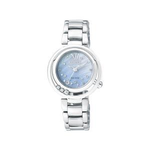 シチズン エル CITIZEN L 腕時計 CITIZEN シチズン エコ・ドライブ レギュラーライン EM0327-50D ダイヤモンド  レディース|hokindo1904