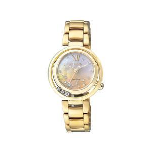 シチズン エル CITIZEN L 腕時計 CITIZEN シチズン エコ・ドライブ レギュラーライン EM0328-57P ダイヤモンド  レディース|hokindo1904