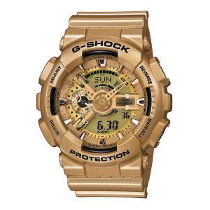 生産終了品 【CASIO】 カシオ G-SHOCK ジーショック Crazy Gold クレイジーゴールド  GA-110GD-9AJF|hokindo1904