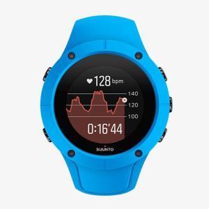 【正規取扱店】SUUNTO SPARTAN Trainer Wrist HR BLUE スントスパルタン トレーナー リストHR ブルー|hokindo1904