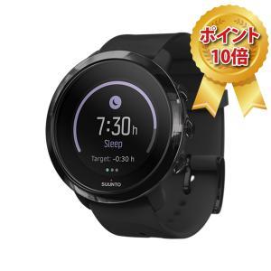 【正規取扱店】SUUNTO 3 FITNESS All BLACK スント3フィットネス オールブラック コネクテッドGPS|hokindo1904