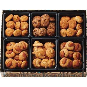 ローストナッツをふんだんに練り込みサクサクとした食感に焼き上げました。4種類のナッツが香ばしい豊かな...