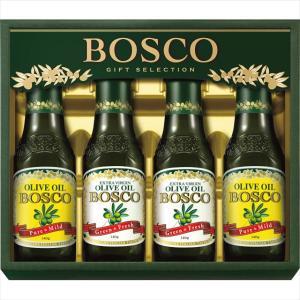 母の日 送料無料 ボスコ オリーブオイルギフト(BG-20) / 調味料 オリーブオイル 内祝い 御祝い 贈り物 グルメ ソース セット|hokkaido-gourmation