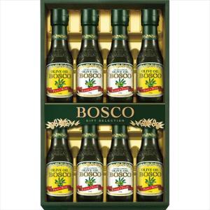 母の日 送料無料 ボスコ オリーブオイルギフト(BG-40) / 調味料 オリーブオイル 内祝い 御祝い 贈り物 グルメ ソース セット|hokkaido-gourmation