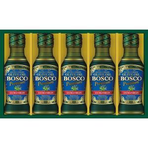 母の日 ギフト 贈り物 調味料 送料無料 ボスコ プレミアムオリーブオイルギフト(SPB−30) / ギフト セット オリーブオイル オリーブ油 調味料 贈り物|hokkaido-gourmation