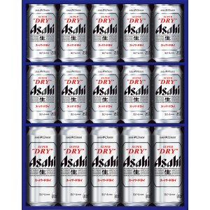 お中元 ビール ギフト 送料無料 アサヒ スーパードライ缶ビールセット(AS-4N    ) / 御中元 贈り物 ビールセット 詰め合わせ|hokkaido-gourmation