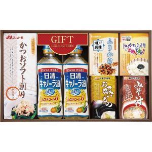 ギフト 調味料 送料無料 日清&和風食品ギフト(YN-35R) / 贈り物 セット 詰め合わせ 内祝い 御祝い プレゼント 出産内祝い|hokkaido-gourmation