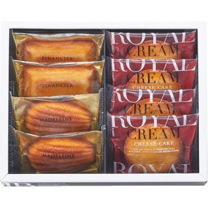 モロゾフ自慢のチーズケーキや定番のマドレーヌ・フィナンシェを詰め合わせた半生菓子のアソートです。  ...