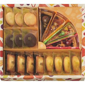 アンリ・シャルパンティエの定番焼き菓子、発酵バターが香るフィナンシェとマドレーヌ、さっくり軽いクレー...