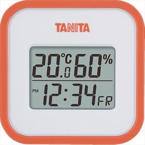 ギフト 贈り物 送料無料 タニタ デジタル温湿度計(オレンジ)(TT558OR) / ファッション小物 インテリア 新築内祝い 内祝い 記念 快気祝い 誕生日 hokkaido-gourmation