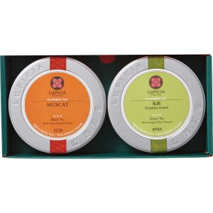 甘く爽やかでジューシーな香りのどなたにも好かれる人気の紅茶「マスカット」と、たっぷりのトロピカルフル...