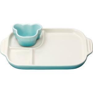 ワンプレートで盛り付けができる仕切り付きのお皿です。  ギフト、プレゼント、贈り物、出産祝い、出産御...