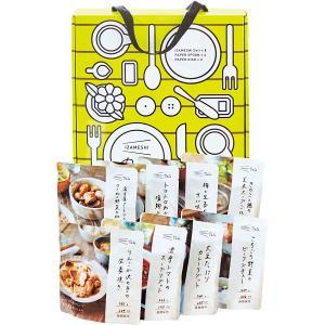 母の日 惣菜 グルメ ギフト 送料無料 IZAMESHI キャリーボックスデリ(635765) / 母の日ギフト 2021 防災 非常食セット スープ セット 詰合せ【21m】|hokkaido-gourmation