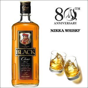 ウイスキー ニッカウィスキー ブラックニッカ クリア(700ml) お酒 ボトル ニッカウヰスキー 余市