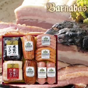 母の日 ハム ギフト 送料無料 北海道 バルナバハム バラエティー81(BS-81) / ソーセージ 詰め合わせ セット バルナバ|hokkaido-gourmation