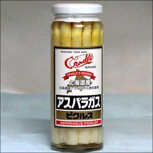 母の日 惣菜 ギフト クレードル興農 北海道産 アスパラガスピクルス(甘酢漬)|hokkaido-gourmation
