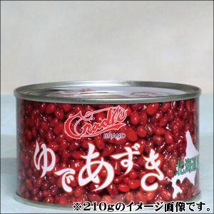 母の日 惣菜 ギフト クレードル興農 北海道産 ゆであずき(430g) 小豆 アズキ|hokkaido-gourmation